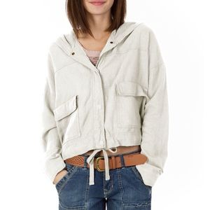 Unionbay | Relaxed Fit Linen Jacket